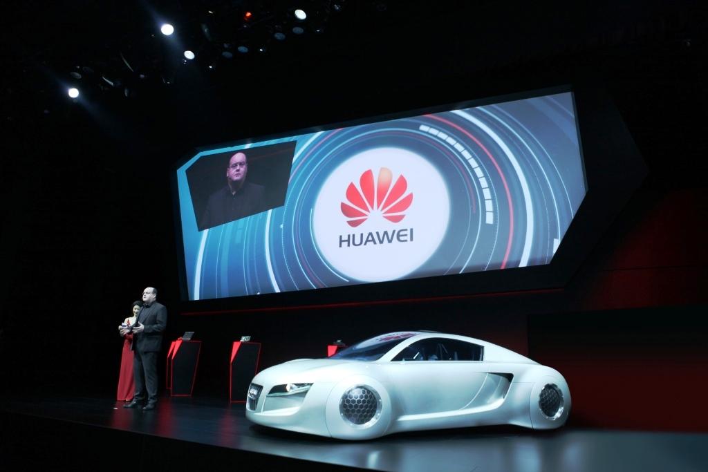 Huawei, Audi e l'interconnected car