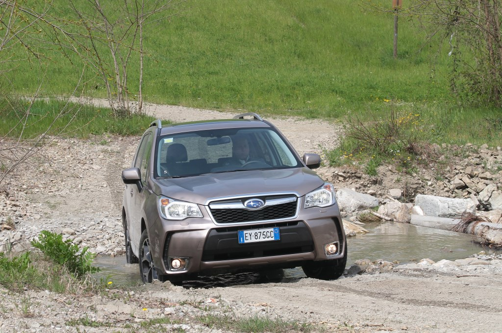 Subaru Forester MY15 Lineartronic