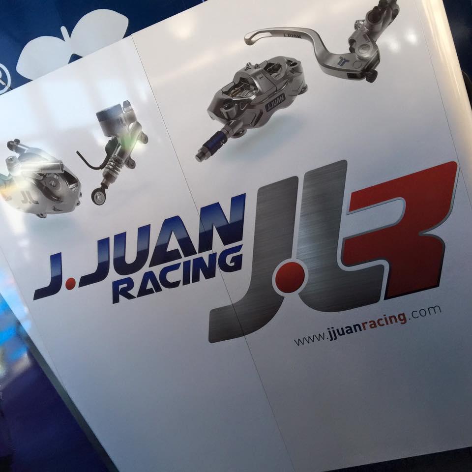 Nasce il nuovo brand J.JUAN RACING