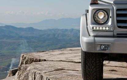 Mercedes-Benz Off Road: è pronto il SUV Attack!