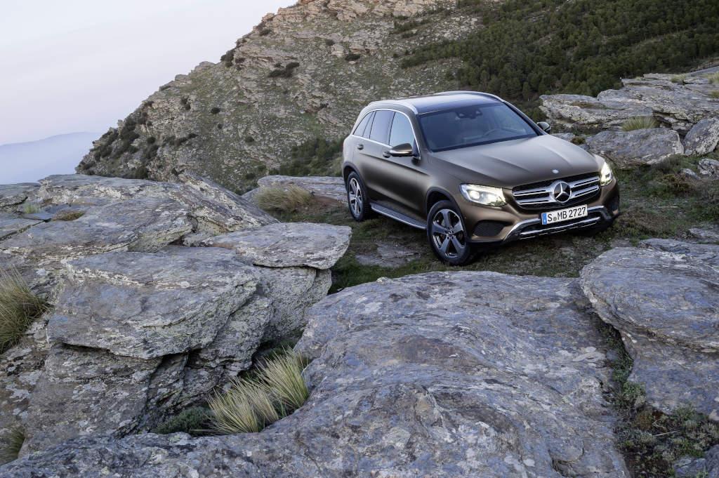 Mercedes-Benz GLC: anteprima mondiale