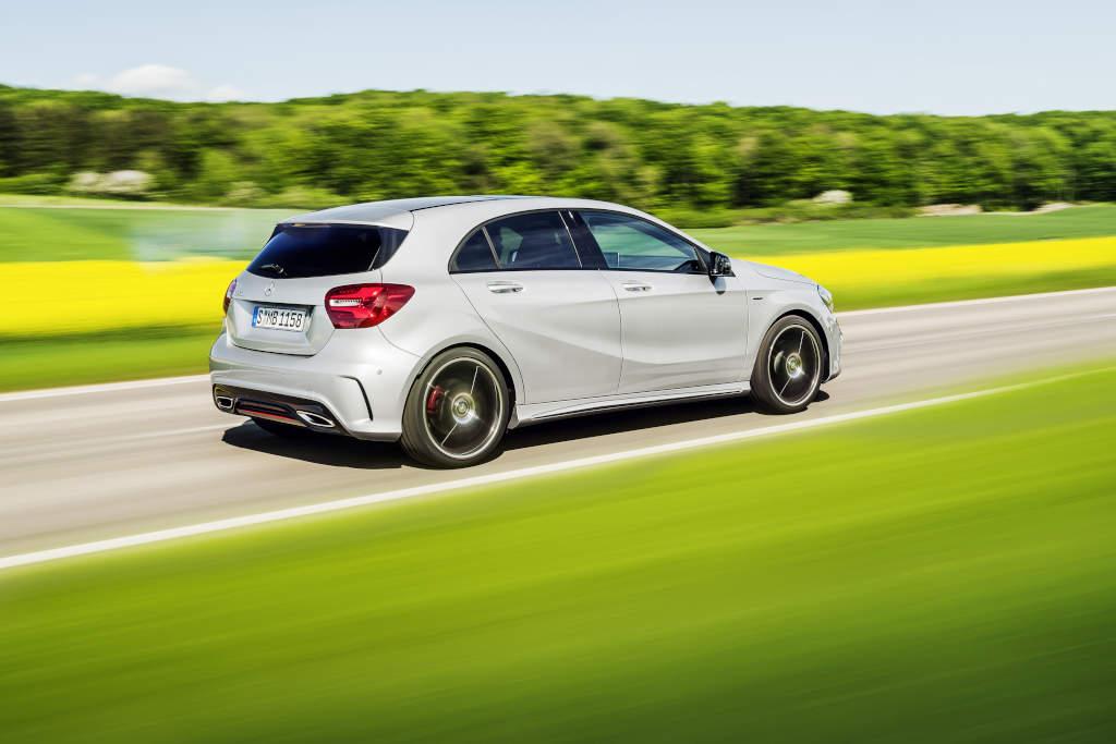 Mercedes presenta la nuova Classe A