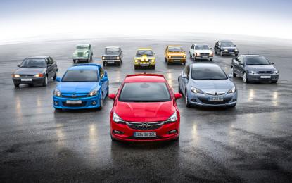 Nuova Opel Astra: innovazione e tradizione