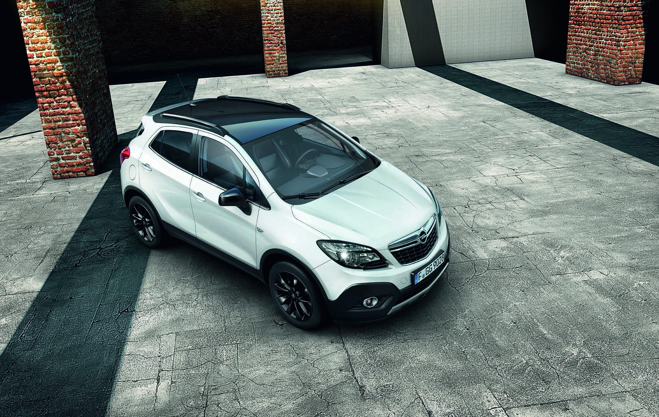 Opel Mokka in versione b-Color