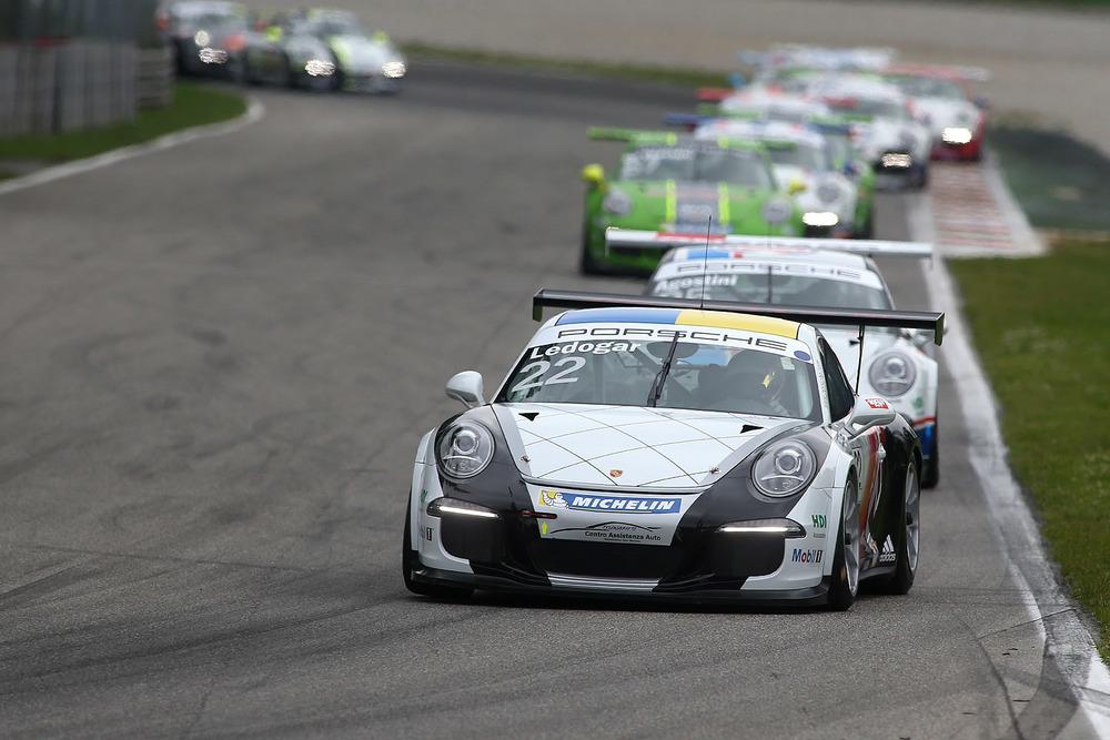 Carrera Cup Italia: Ledogar vince a Monza, ma c'è un appello