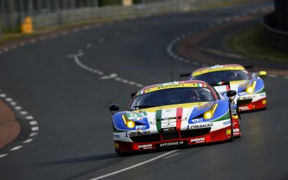 #LM24: riscossa Ferrari nell'ultima sessione di qualifica