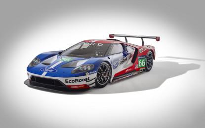 Ford ritorna a Le Mans nel 2016