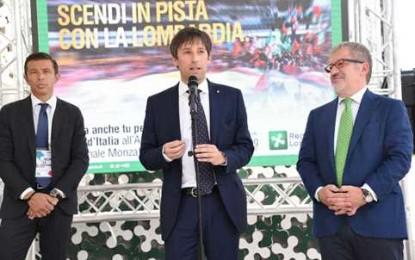 Maroni in pista per salvare il GP di Monza