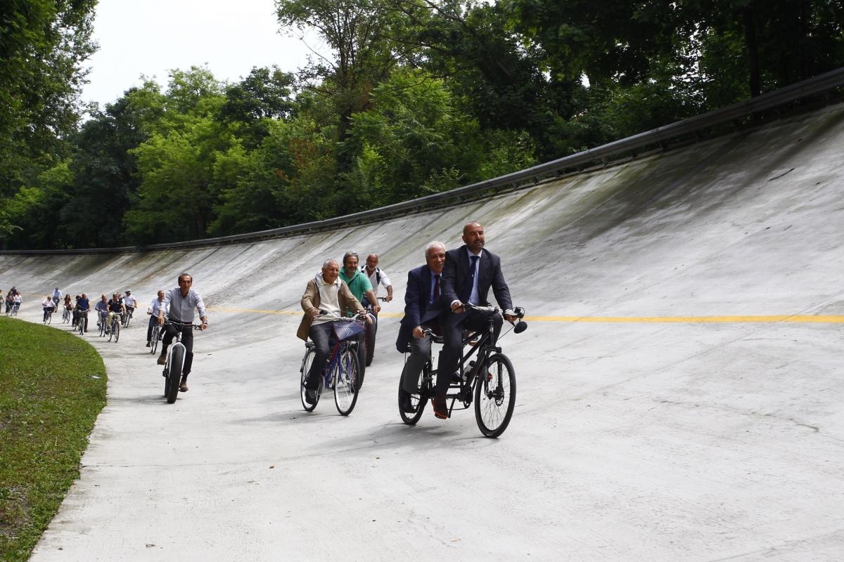 Monza: da Tempio della Velocità a villaggio vacanze?!?