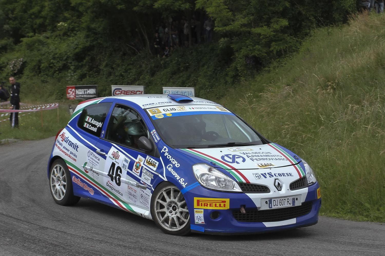 Trofei Renault al Rally del Taro