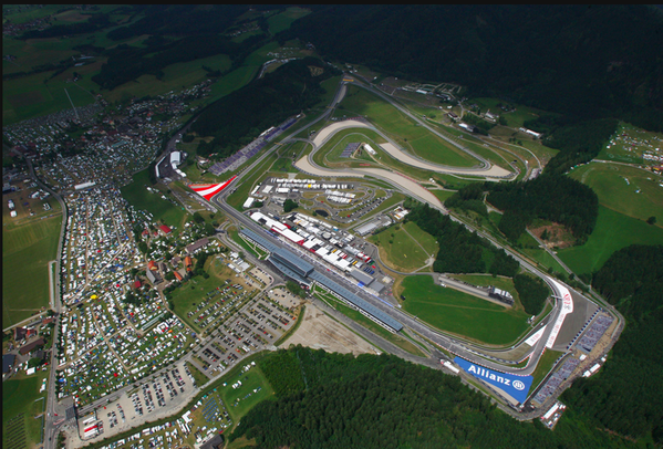 Guida al GP d'Austria: scheda e orari TV