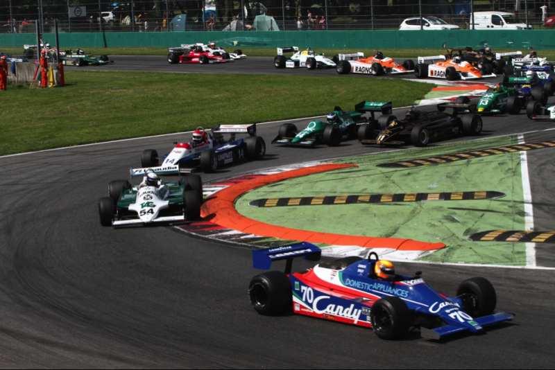 La Tyrrell domina a Monza la Formula 1 Historic