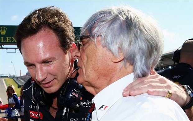 Journalists say Horner should be F1 supremo