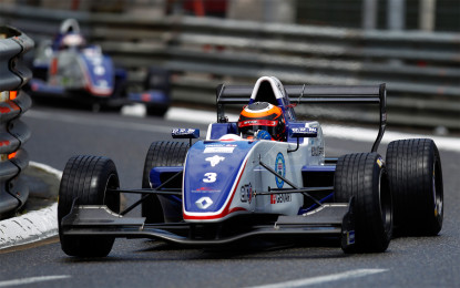 Formula Renault 2.0 ALPS a Spa