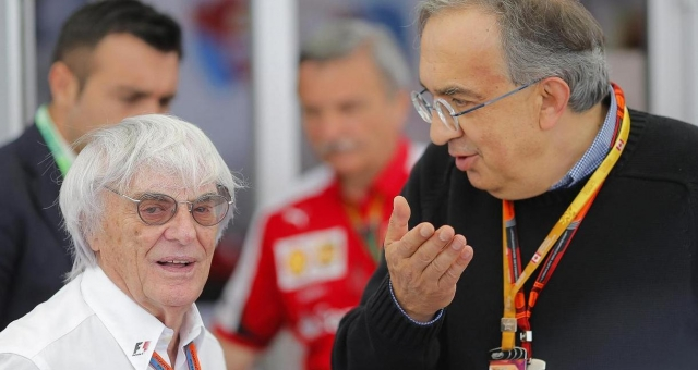 Marchionne vows to help Monza save F1 race