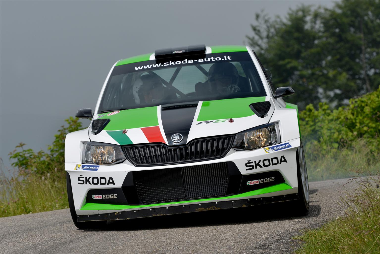 ŠKODA Italia Motorsport e la nuova Fabia R5