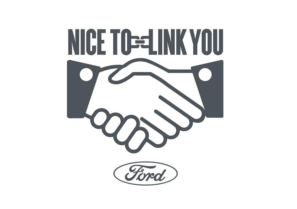 Ford Italia #NiceToLinkYou