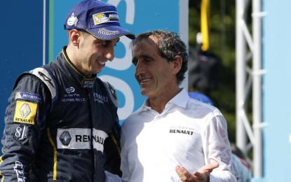 Buemi & E.dams-Renault's big day