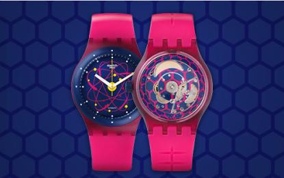 Swatch SISTEM51: rivoluzione meccanica!