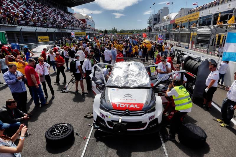 WTCC: Citroen vince anche in Russia