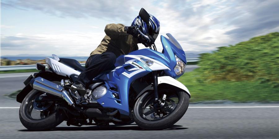 Suzuki moto: nuovi listini prezzi