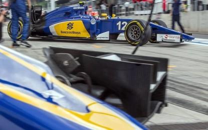 Sauber F1 Team: 400 GP a Austin