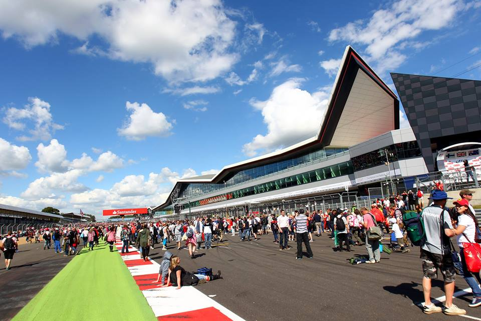 Jaguar could buy Silverstone