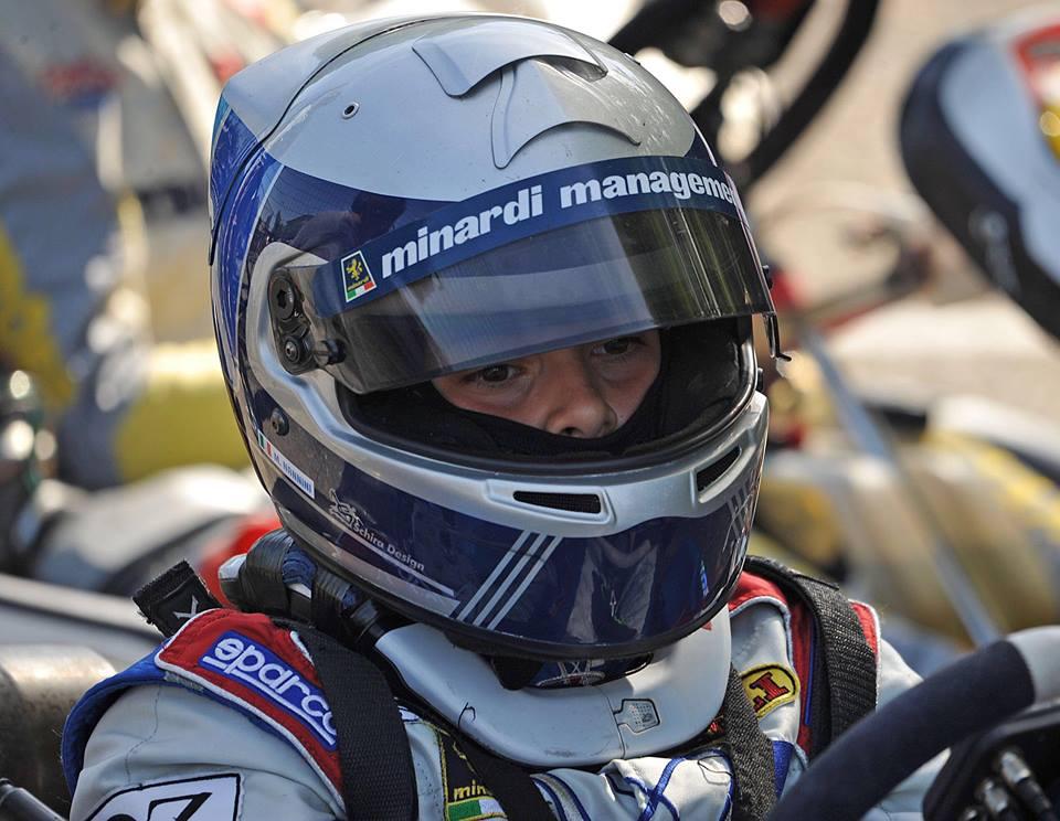 Kart: a tu per tu con Matteo Nannini