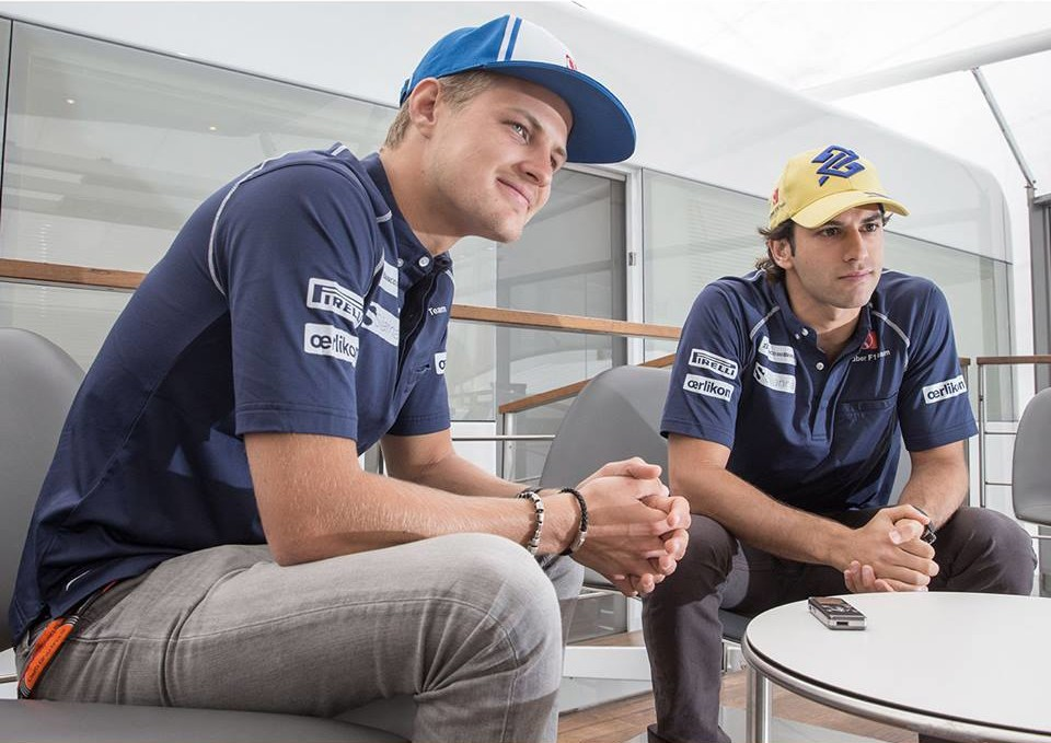 Sauber: mid-season point with Ericsson&Nasr