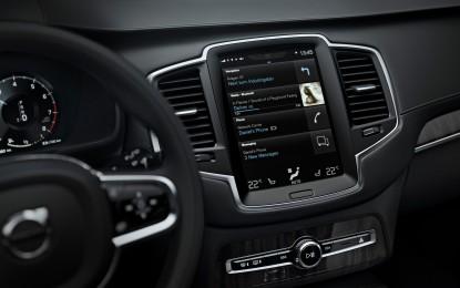 Volvo Sensus interfaccia HMI più innovativo