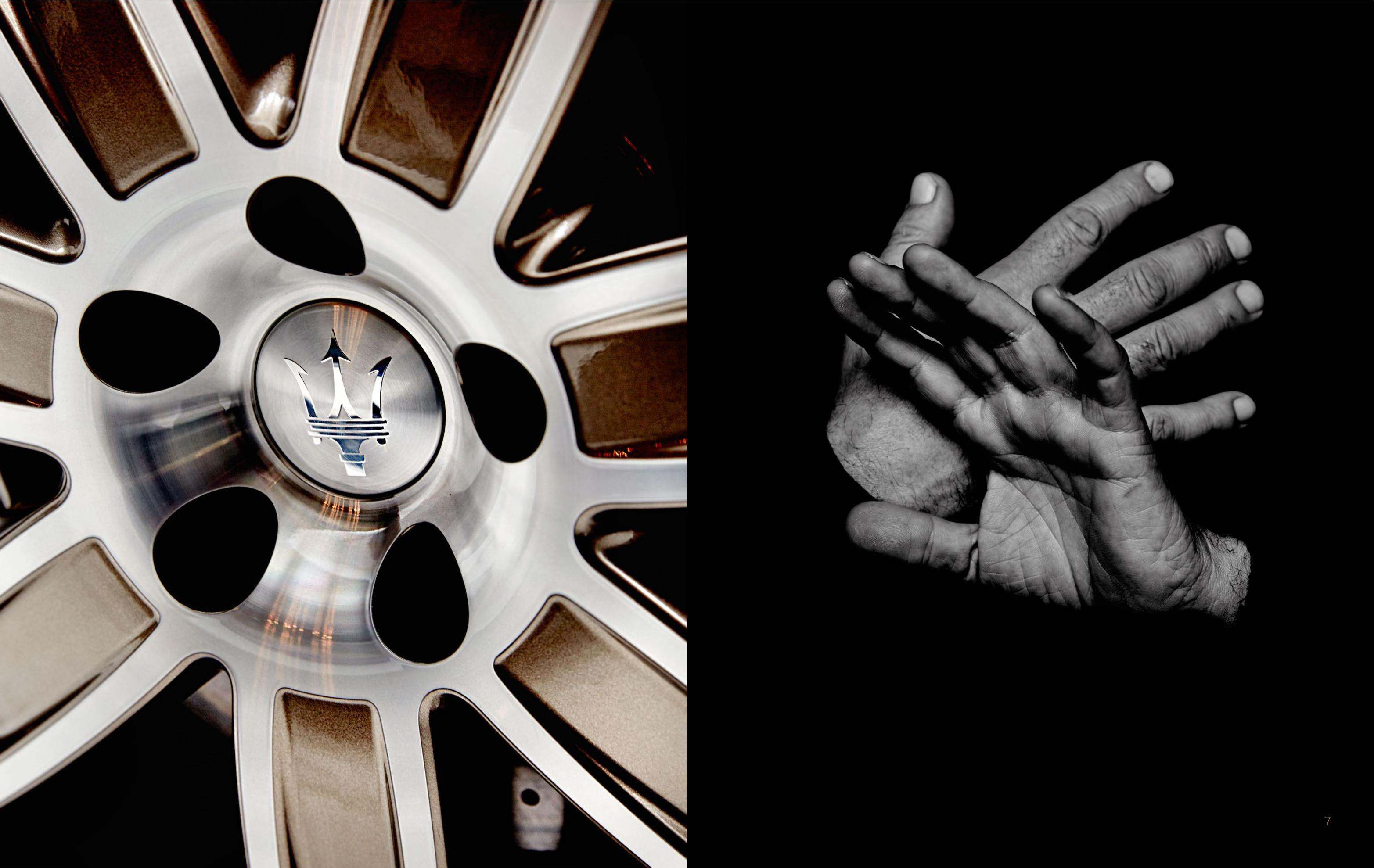 "Maserati e Zegna ""One of 100"""
