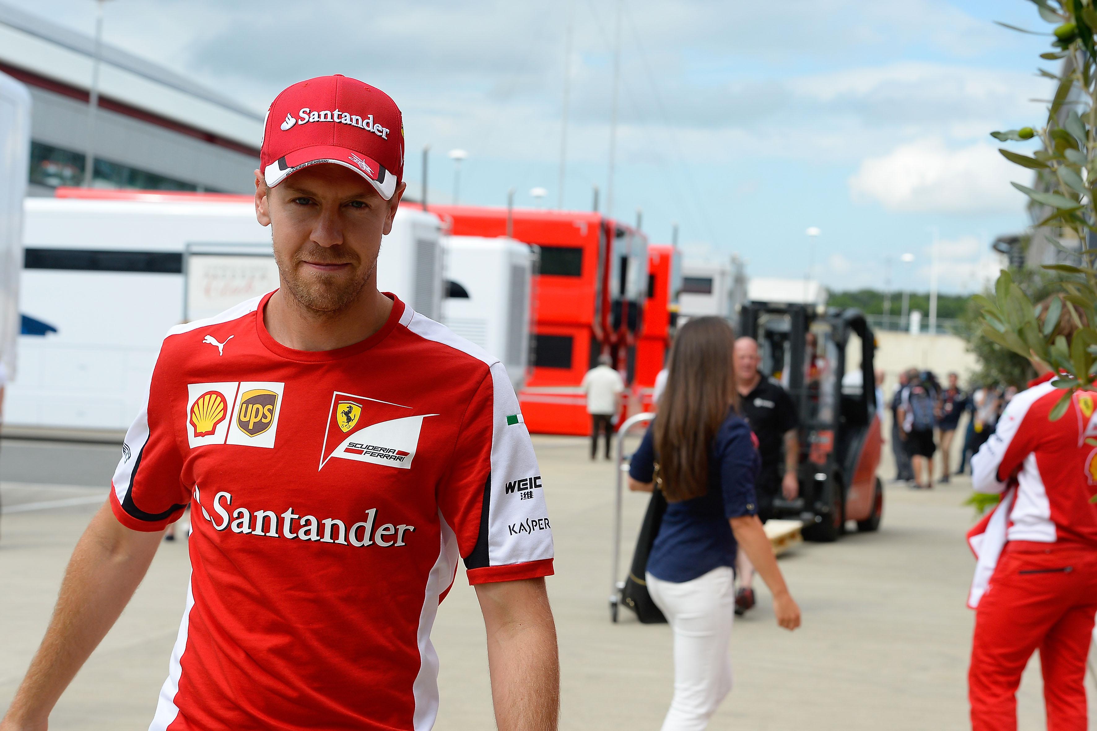 Vettel fiducioso ma c'è ancora tanto da fare