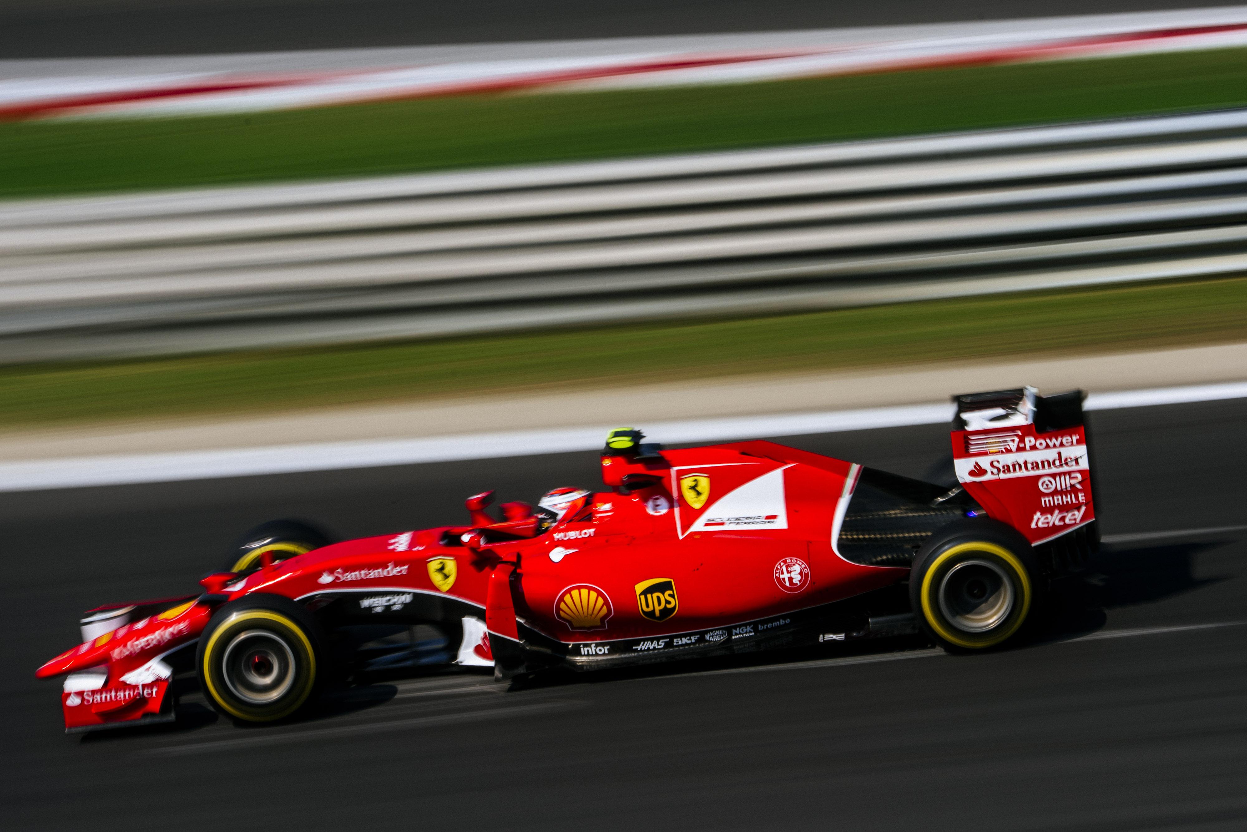 Ungheria: il punto della Ferrari sulle libere
