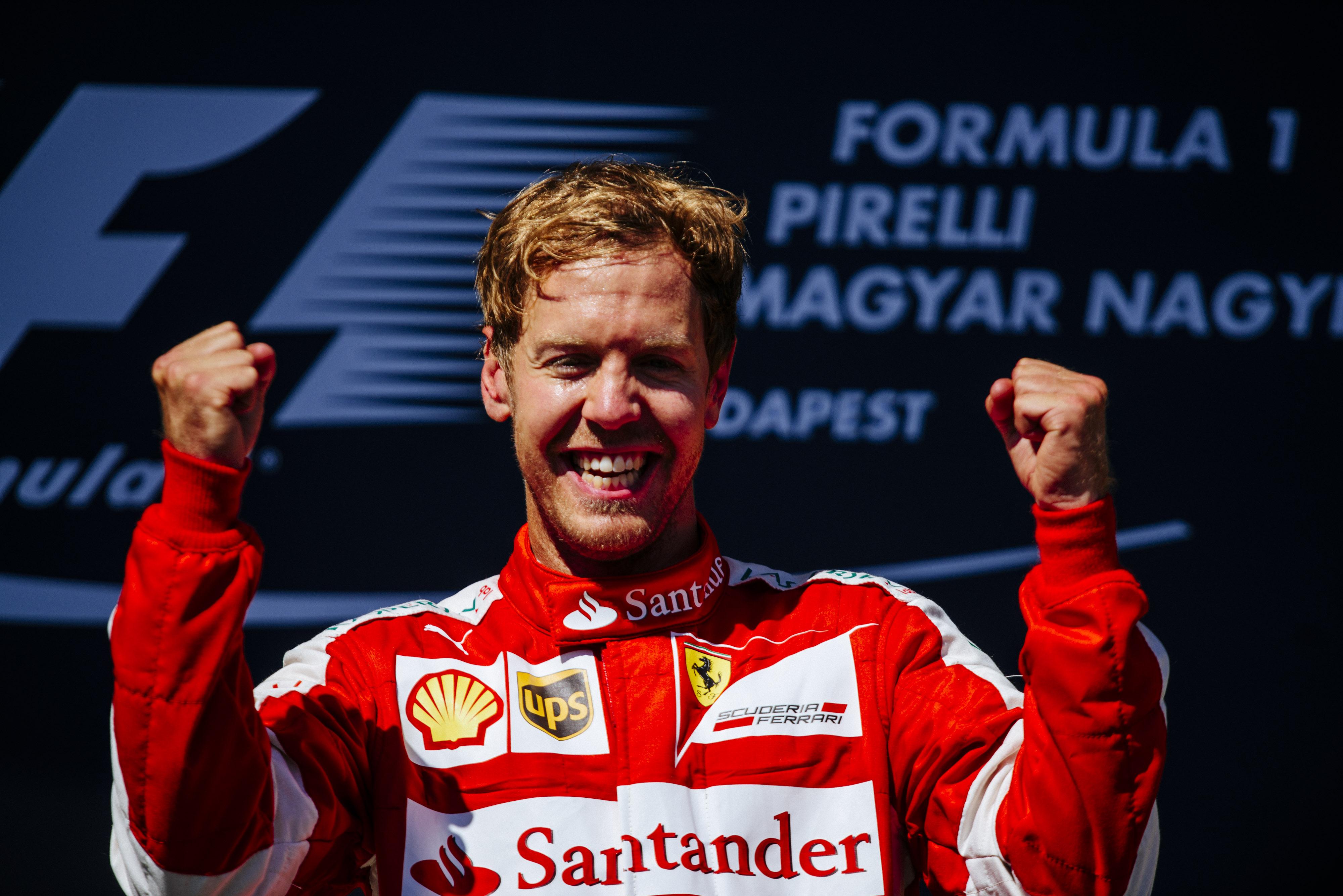 GP Ungheria: Vettel racconta il suo Hungaroring