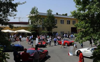 Ferrari: in 16mila per il Family Day