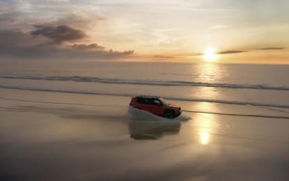 Jeep Renegade e gli X Ambassadors