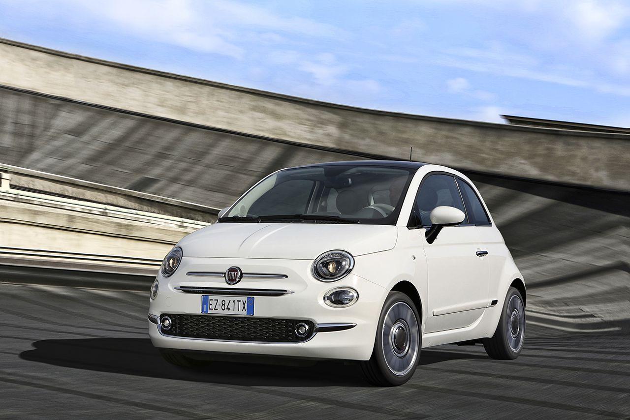 Ecco la nuova Fiat 500
