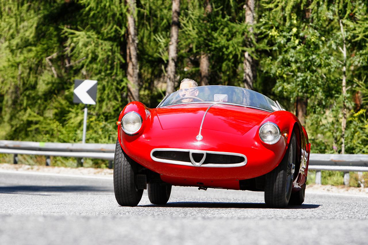 Alfa Romeo alla 34° Cesana-Sestriere