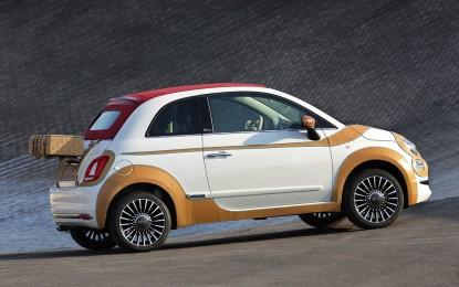 Nuova Fiat 500: showcar da… incanto!