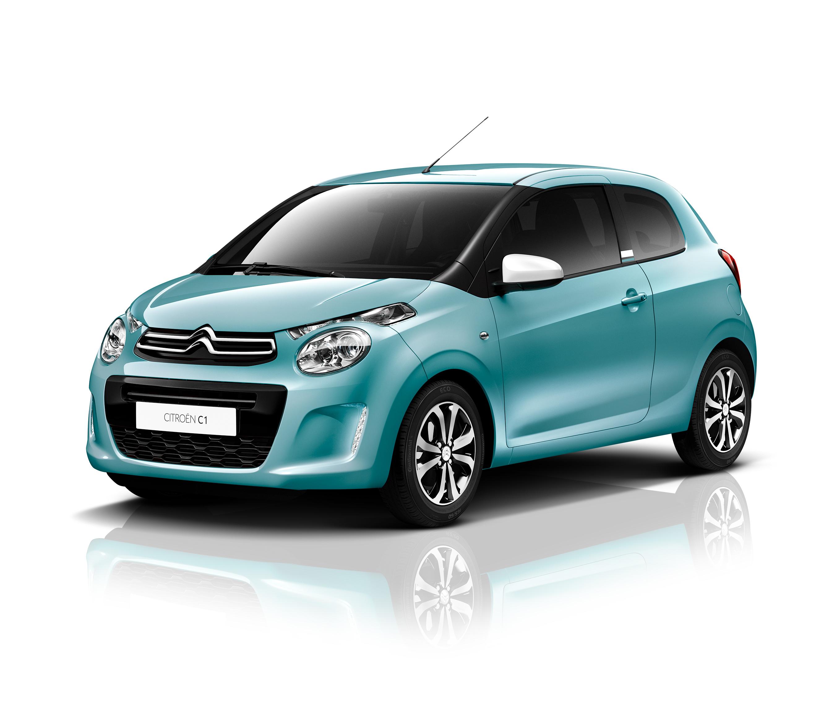 Citroën C1: freschezza in città!