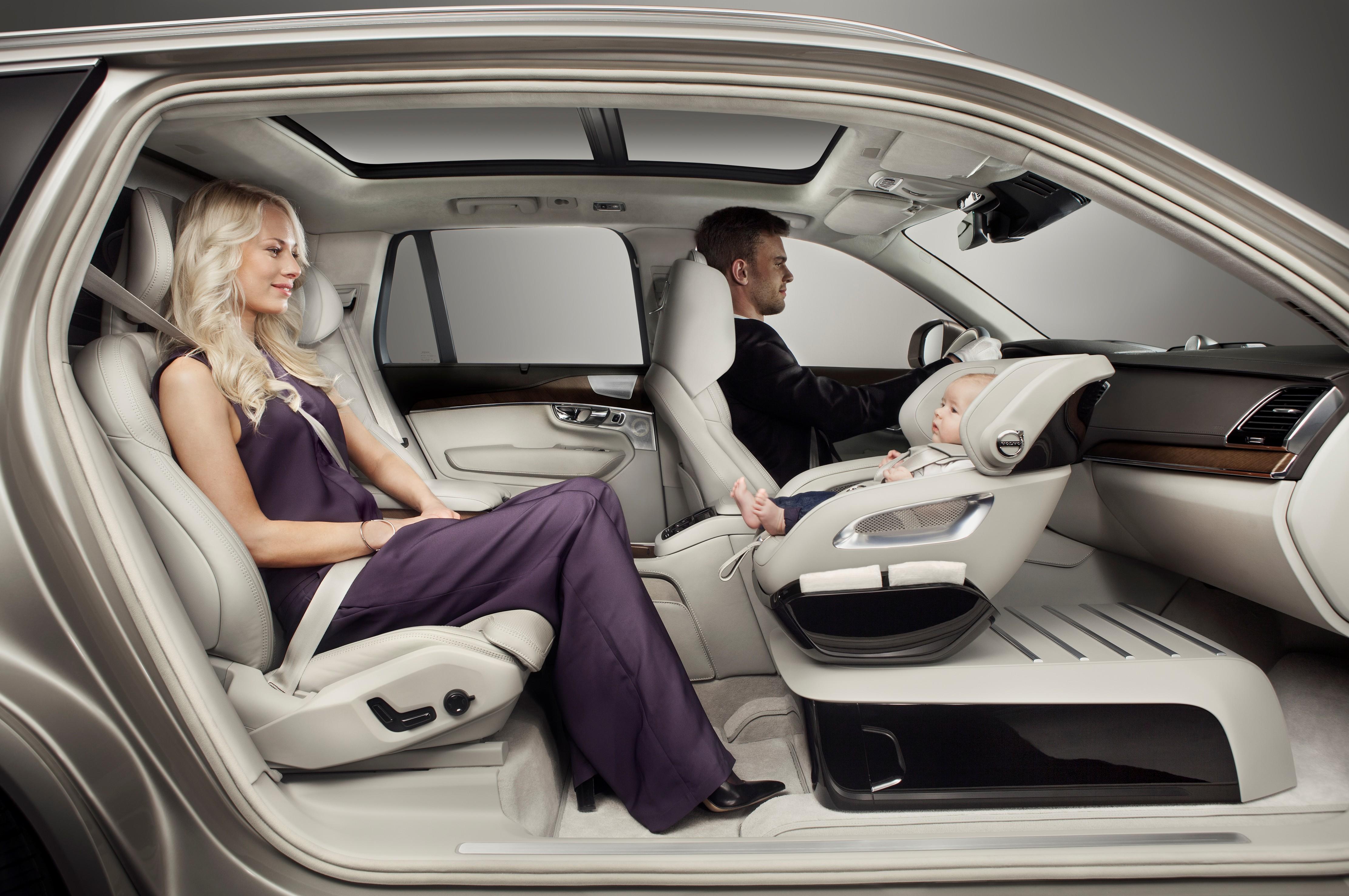 Excellence: il seggiolino firmato Volvo