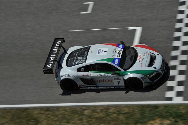 GT: ancora una Audi R8 LMS ultra sul podio