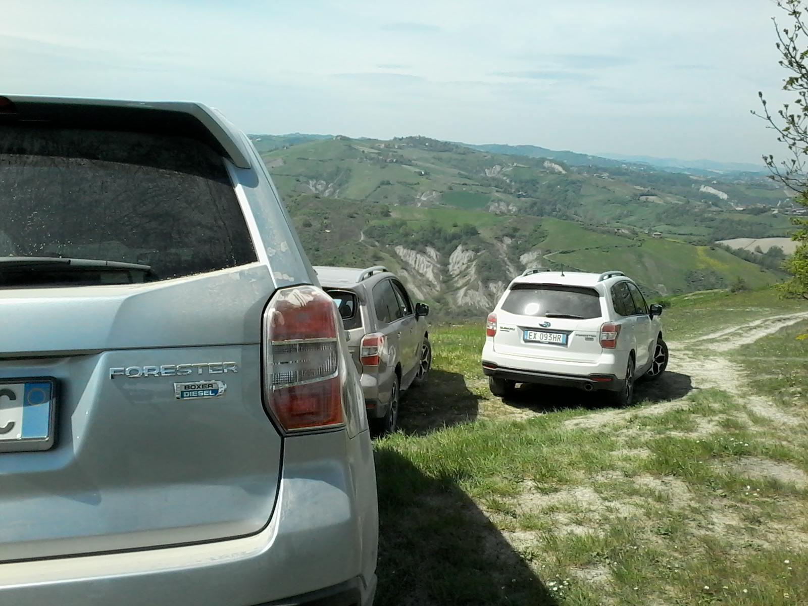 Subaru: tre kit accessori per i SUV