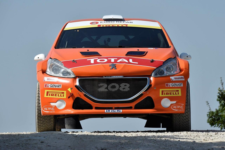 208 T16 Orange Power a San Marino