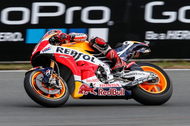 MotoGP: Marquez sesta pole in Germania