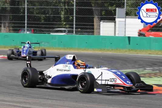 Monza: weekend intenso e una novità…