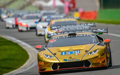 Lamborghini: prima vittoria a Spa per Di Folco