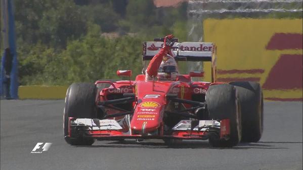 GP Ungheria, Vettel: 'Merci Jules, questa vittoria è per te'