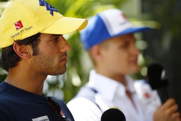 La Sauber conferma Nasr ed Ericsson