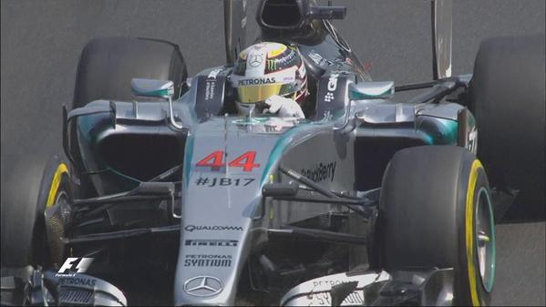 Ungheria FP2: Hamilton e bene le Red Bull